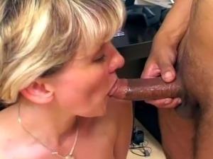 mature hairy anal