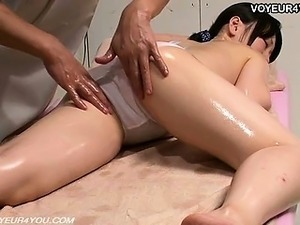 Girls boobs massage