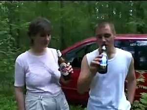 young couples outdoor sex