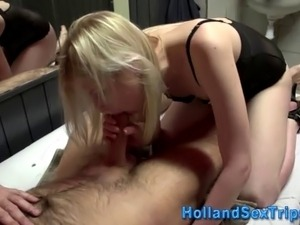 real prostitutes video facial