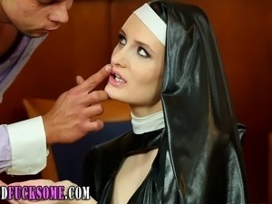 nuns having sex videos