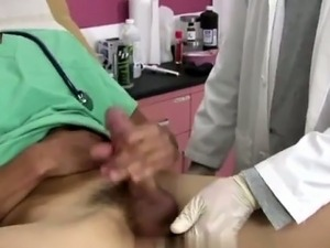 wife prostate clear fluid video