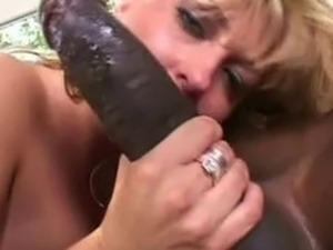 ebony pornstar mandingo