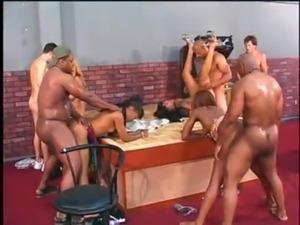ebony porn trailer