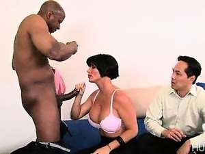 wife first sex with black guy