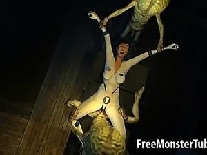 alien fuck video