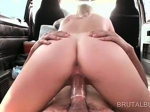 school bus anal sex