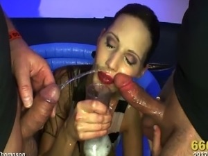 shemale pissing tube videos