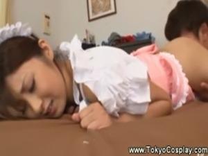 latina maid sex video