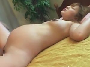 black blonde pregnant