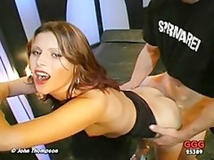 mature gangbang sex video