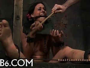 caning porn video