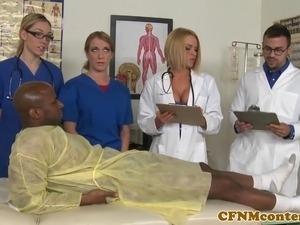 naughty nurse blowjob video free