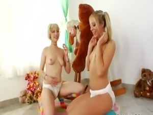 diapering teen girls