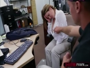 son blackmails mom to fuck her