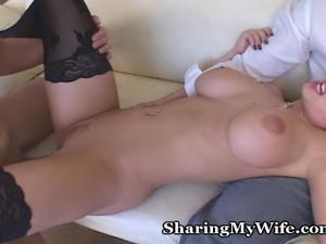 blonde big tits glasses webcam