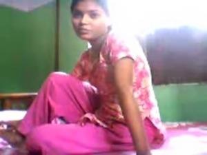 Indian lesbian kiss