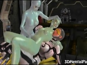 alien fuck video