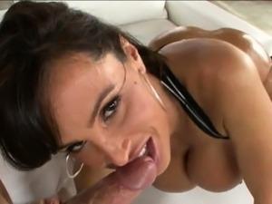 young lisa ann blowjob