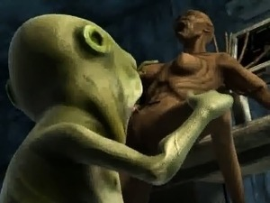 alien hardcore sex cartoon