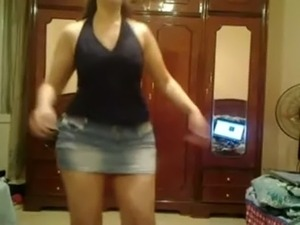 asian sexy dance video