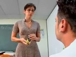 teacher mature sexual