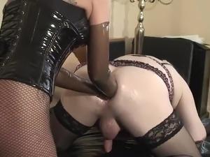 hentai video femdom orgasm