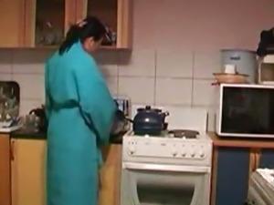 mature kitchen videos