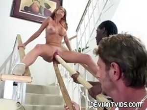 forced anal insertions video
