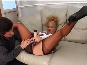 stockings nylon wives fuck