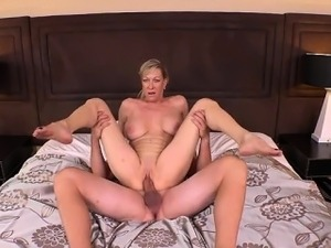 sexy old house wife
