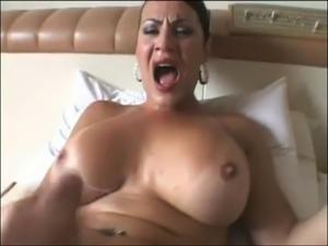 hot girl has orgasm