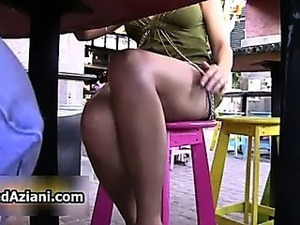 upskirt wives and mature short skirts