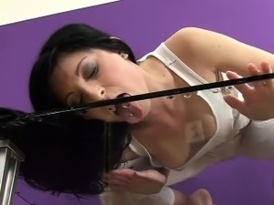 hot fat girl pissing sex