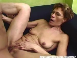 Huge old breasts