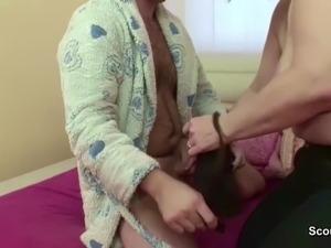 College girl caught masturbating