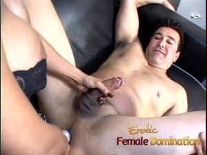 pussy slave licks