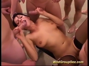 amutear wife interracial gangbang