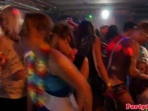 naked drunk girls dancing