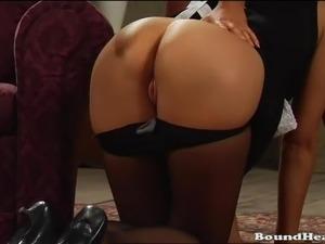 asian throw away slave video