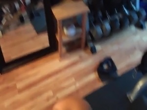gym girls pussy