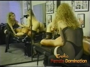 voluptuous lesbian pussy dominating mistress