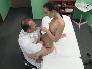 doctor gives blowjob video