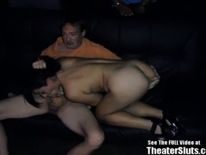 wife interracial gangbang