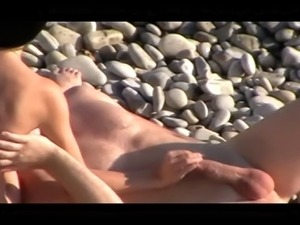 copulating couples beach videos