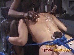 sex slave babes leather