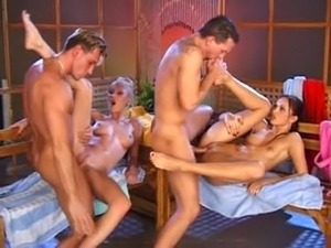 Sauna sex movies