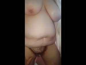 hairy pussy blonde