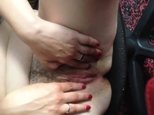 hairy pussy blond