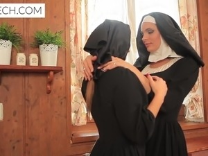 nun having sex movies